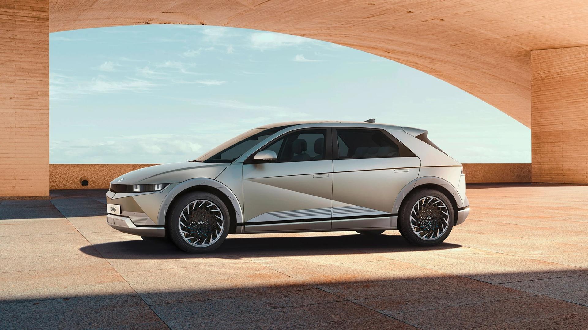 Hyundai Ioniq 5 Elbilar 2022
