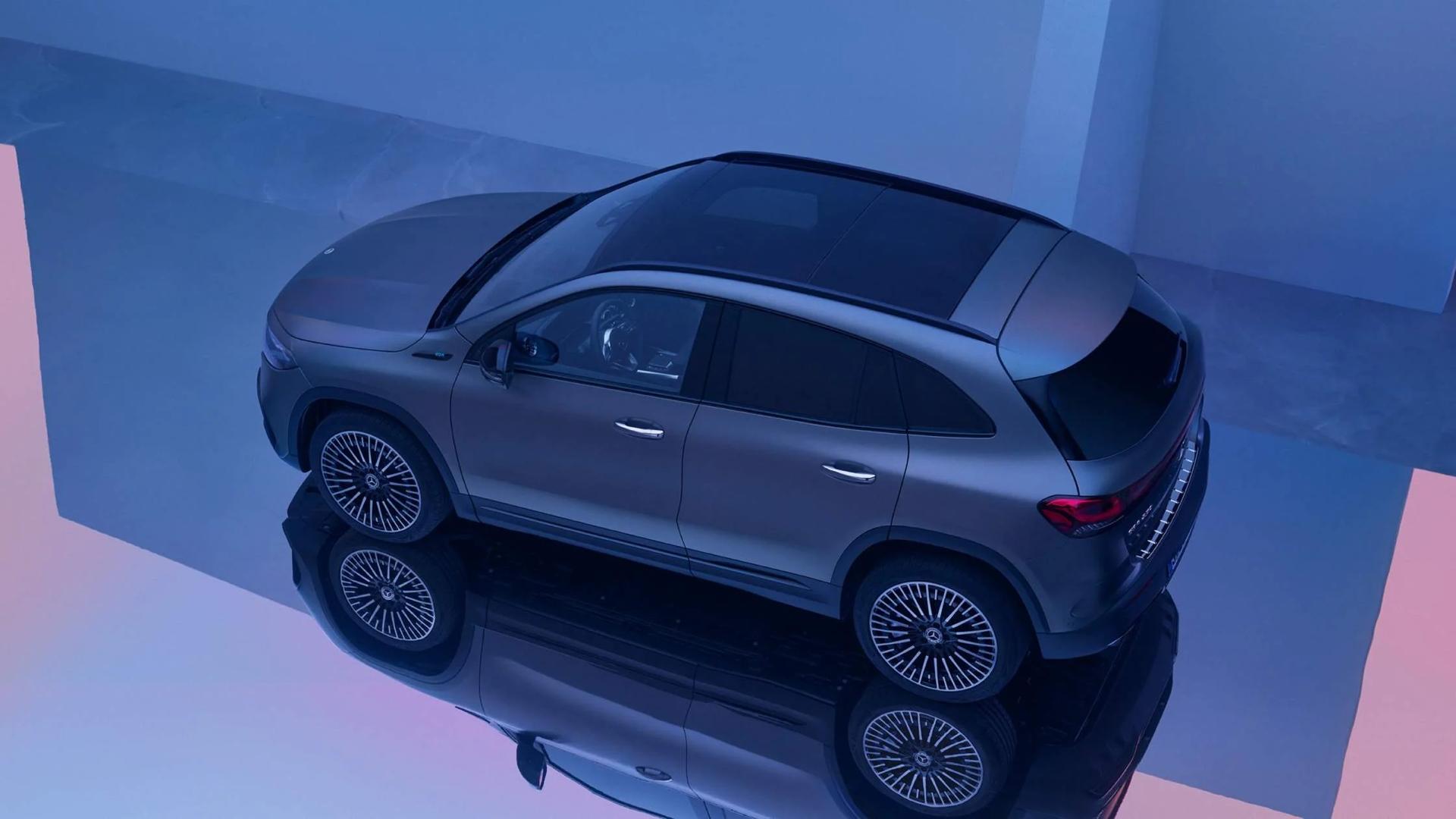 Mercedes-Benz EQA Elbilar 2022