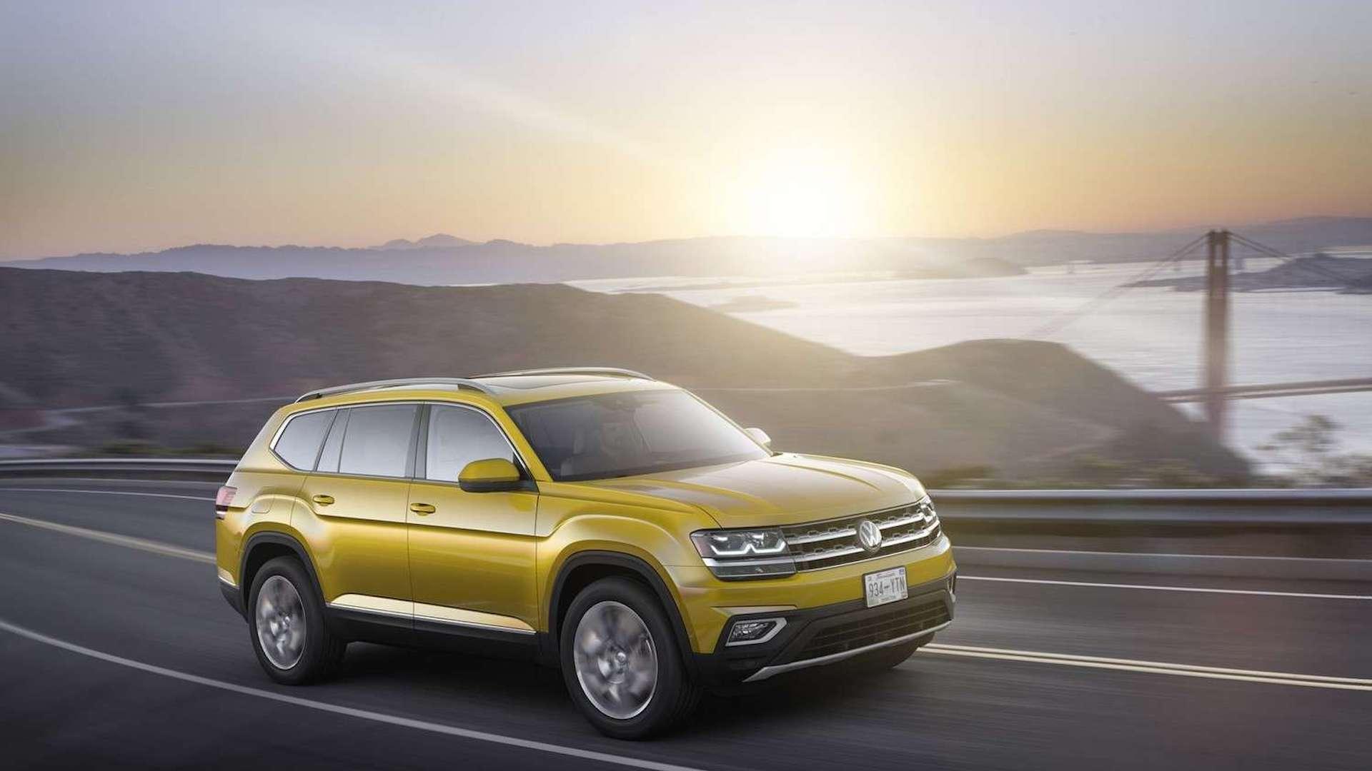 Volkswagen ID.8 Elbilar 2022