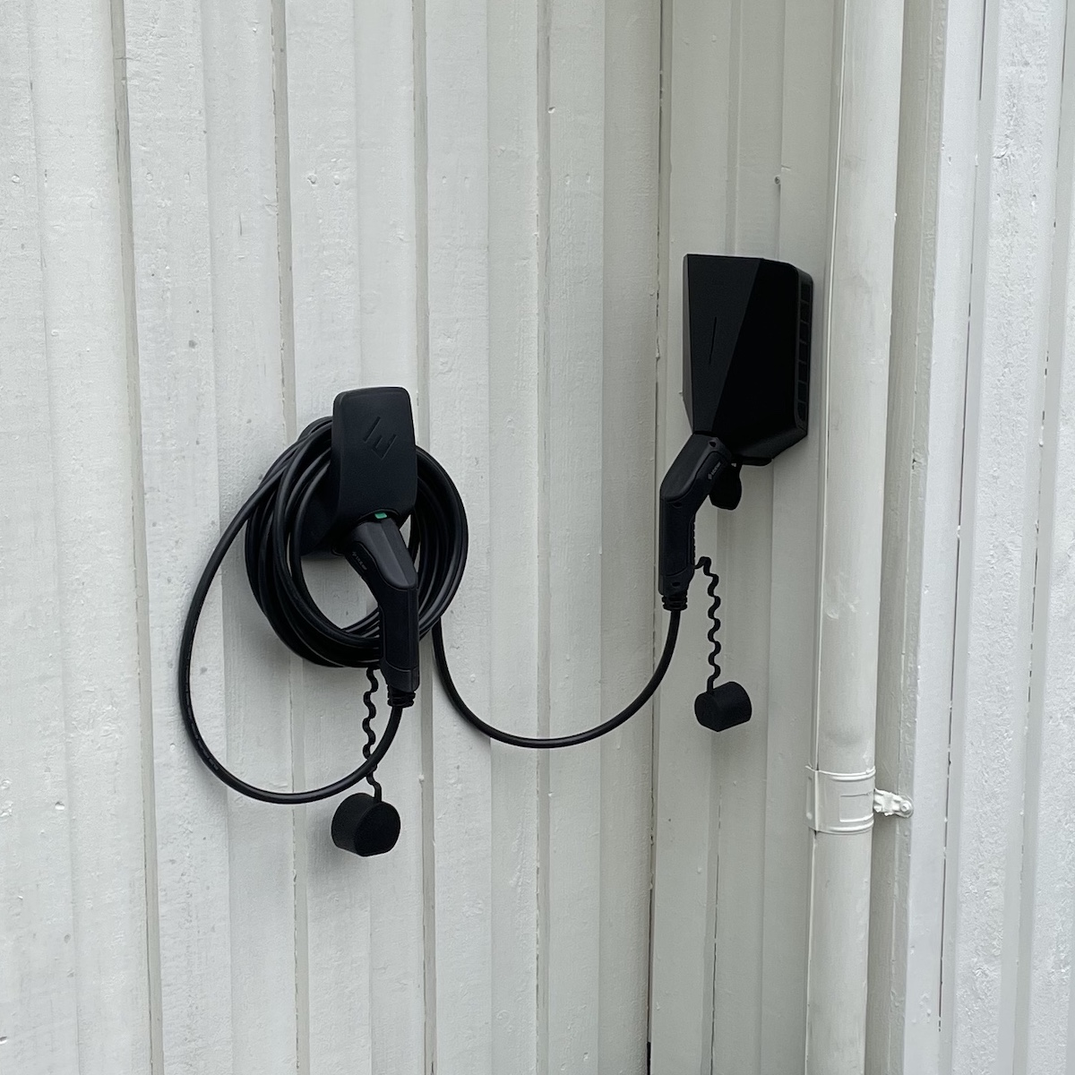 Kabelhållare Laddkabel Laddbox