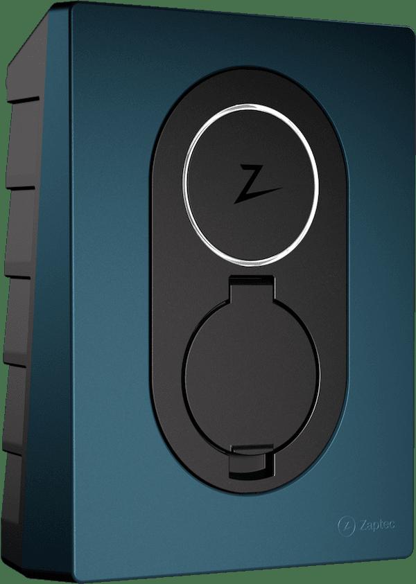 Zaptec Go Laddbox Installation